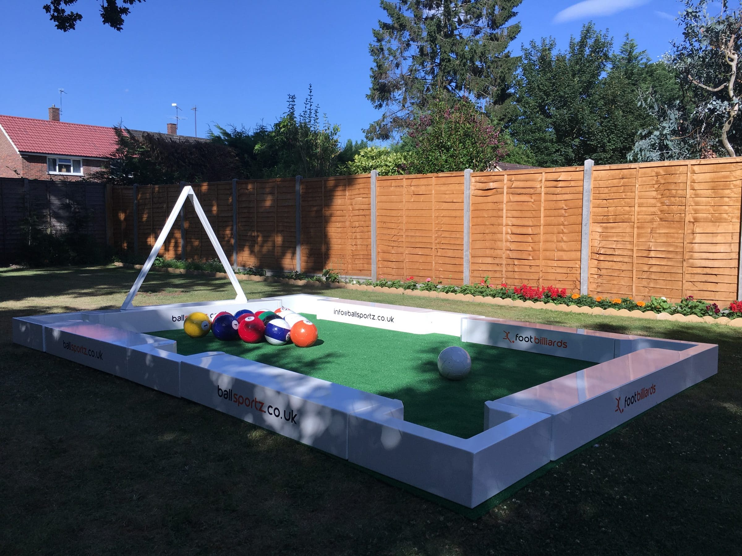 buy a football pool table foot billiards foot pool uk