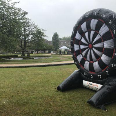 Hire Inflatable Footdarts