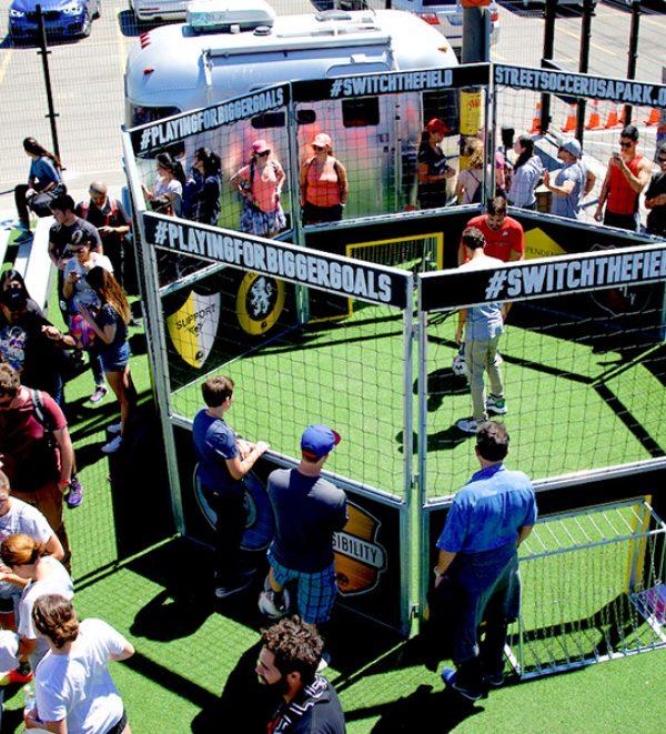 panna football cage