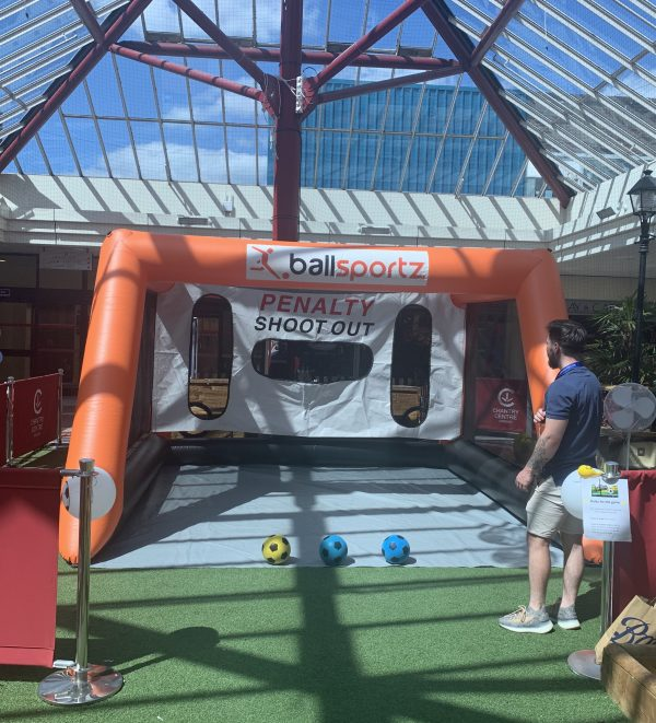 penalty shootout cage