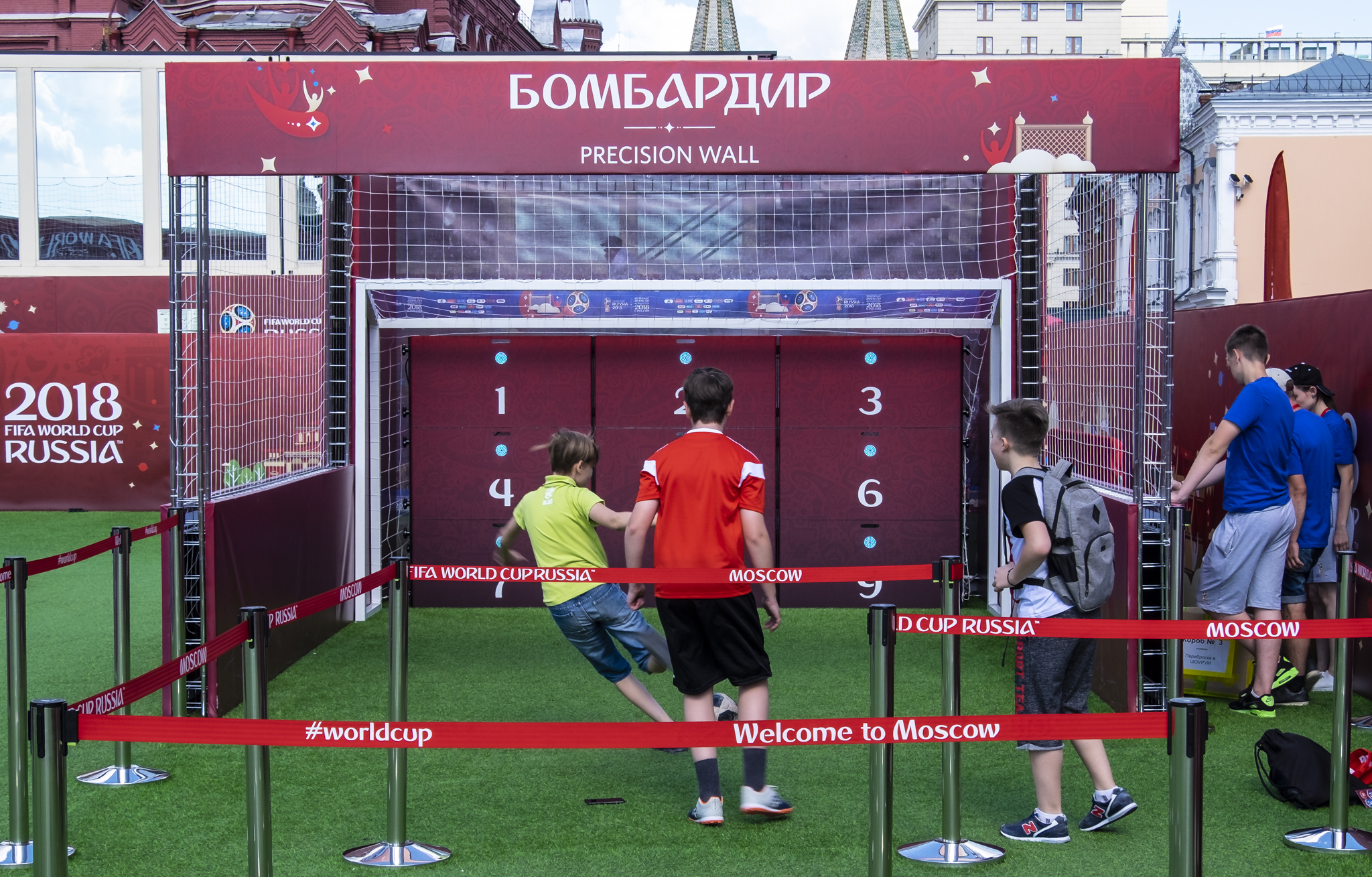 Precision Goal