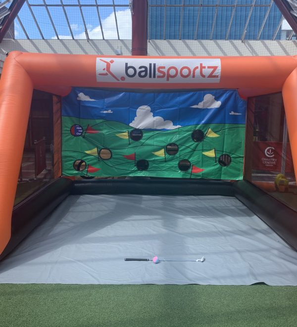 Golf inflatable
