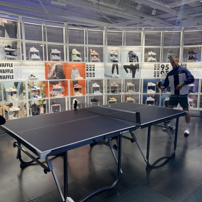 Table Tennis Hire